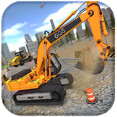 Indian Road Construction & Excavator Simulator 18 Android APK Download Free By U Technology Game Studio