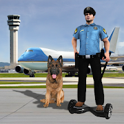 Game Airport Drug Dog : Police Hoverboard Stunt APK for Windows Phone