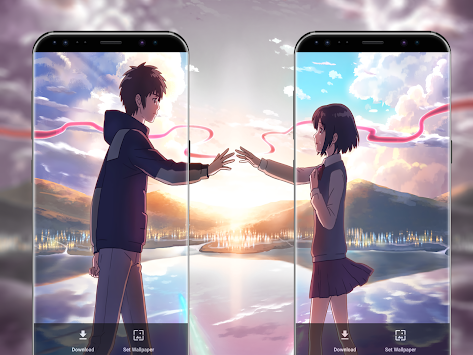Anime X Wallpaper Poster