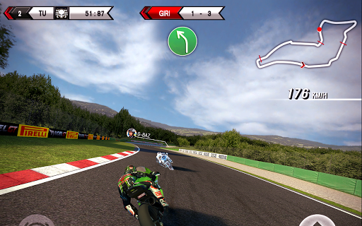 SBK15 Official Mobile Game  screenshots 4
