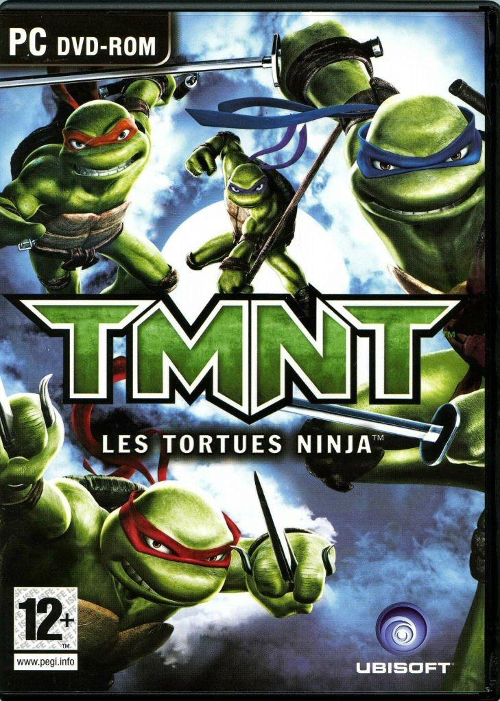 Video Game Tmnt Les Tortues Ninja Teenage Mutant Ninja Turtles Google Arts Culture