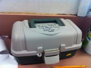Photo: Medication box, Mustang