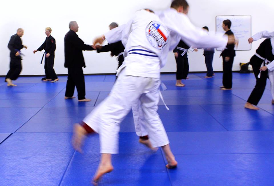 Best classes for BJJ, MMA, self defense, and martial arts in Texarkana