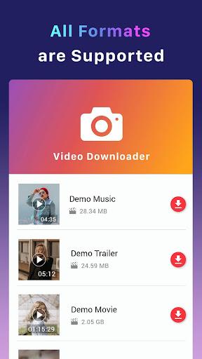 Foto do Downloader grátis para vídeo