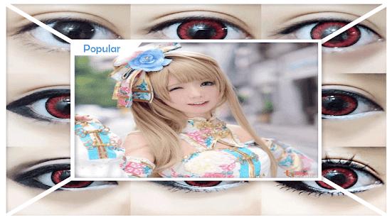 Kawaii Cosplay Makeup Tutorial for PC-Windows 7,8,10 and Mac apk screenshot 2