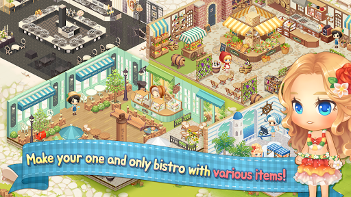 My Secret Bistro 1.2.3 screenshots 19