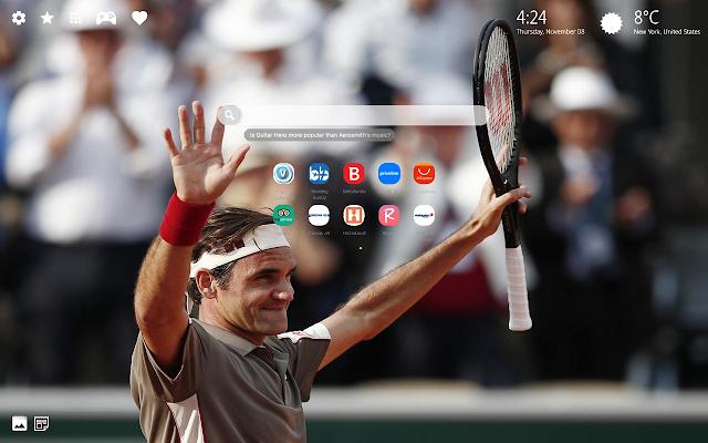 Roger Federer Wallpapers HD