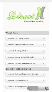 Baixar Direct X Programming Offline Tutorials Última Versão – {Atualizado Em 2021} 2