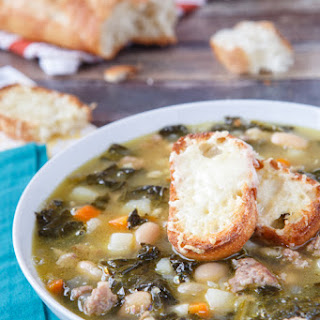 Potato Bean Sausage Soup Recipes