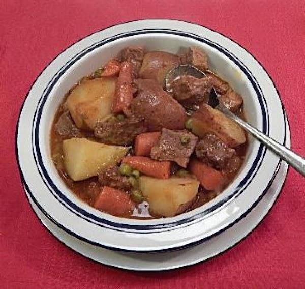 Baked Irish Stew Recipe