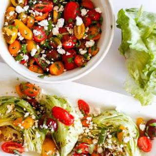 Marinated Cherry Tomatoes Salad Recipe