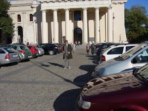 Photo: Przed Katedrą lubelską