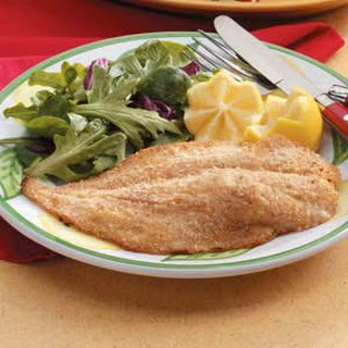 Orange Roughy With Sauce Recipes.