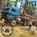 Offroad Truck Construction Transport icon