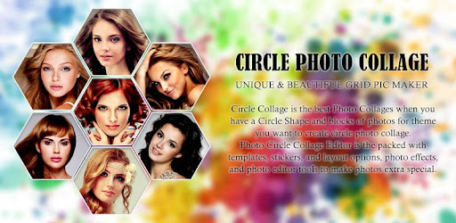 Circle Photo Collage Maker Apps On Google Play