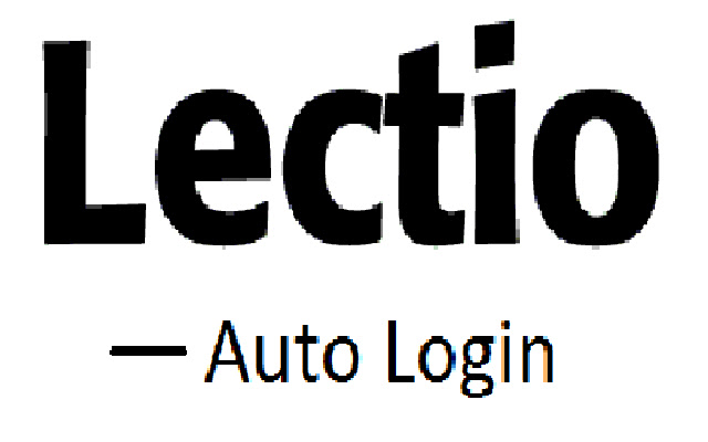 Lectio autologon