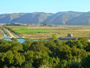 Photo: Widok z Butrint - Albania