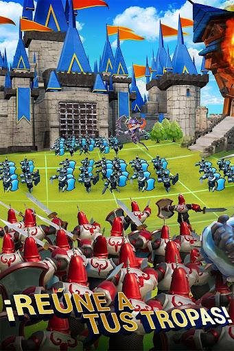 Lords Mobile: Guerra de Reinos - Batalla MMORPG  trampa 1
