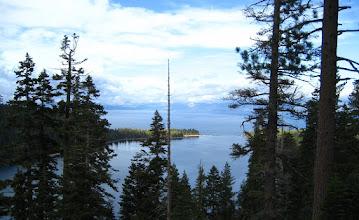 Photo: Lake Tahoe'nun tek koyu