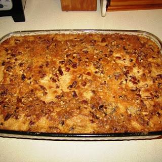 Pumpkin Pie Crunch Recipe Thanksgiving Tradition