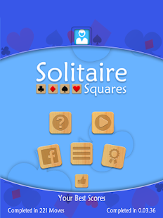 Solitaire Squares- screenshot thumbnail