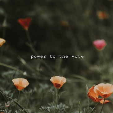 Power to the Vote - Instagram Post Template