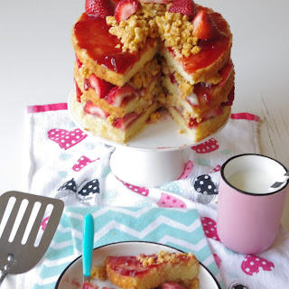 Captain Crunch Strawberry Shortcake