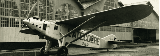 latécoère aéropostale barnstormer collection made in france