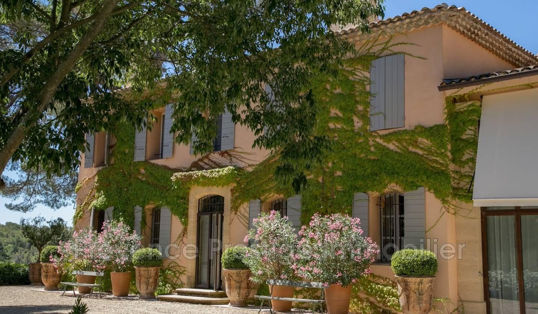 Bastide Aix-en-Provence