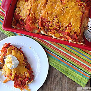 Healthier Turkey Enchiladas [Gluten Free]