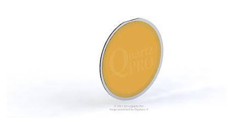 QCM 5 MHz 14 mm Cr/Au  Custom