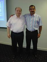 Photo: Lic. Arturo Esparza, Subgerente de Estructuras Administrativas de AHMSA