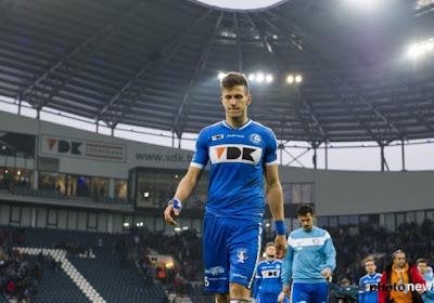 KAA Gent doet in de Champions League geen beroep op Rami Gershon en vier andere kernspelers