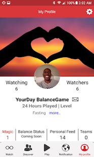 YourDay Balance Game - náhled