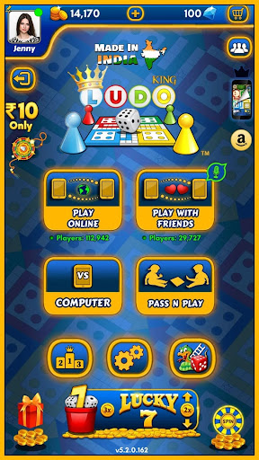 Ludo Kingu2122 5.2.0.163 screenshots {n} 3