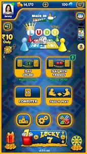 Ludo King Mod Apk Always Get Six Latest Version for Android + IOS 3