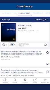 Physiotherapy- screenshot thumbnail