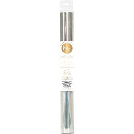 Heidi Swapp Minc Reactive Foil 12.25X5 roll - Iridescent