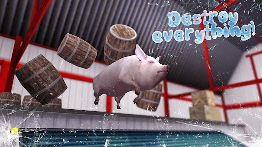 Pig Simulator v1.01 (Mod Money)