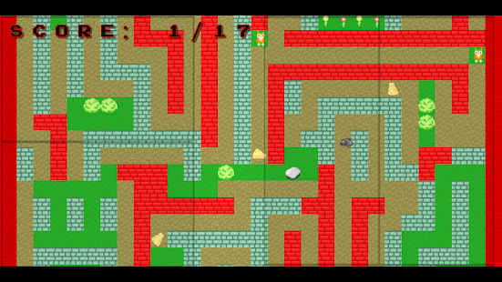 Little Mouse Labyrinth- screenshot thumbnail