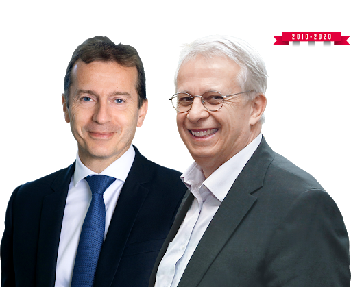 Guillaume Faury et Jacques Aschenbroich