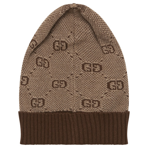 Thumbnail images of Gucci Baby GG Logo Hat