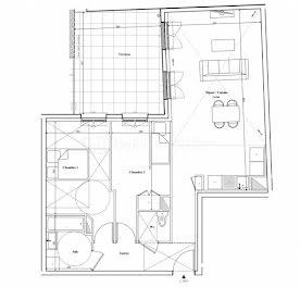 appartement à Serris (77)