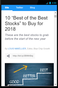 Best of the Best Stocks to Buy in 2018 - náhled