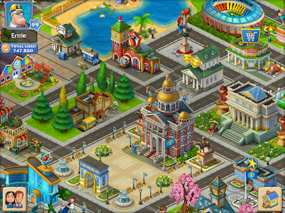 Township Google Play Android