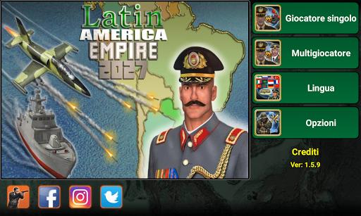 Impero dell'America Latina 2027  άμαξα προς μίσθωση screenshots 1