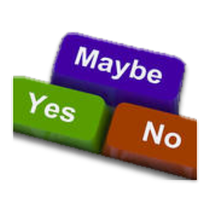 Yes No Maybe - Android Apps on Google Play