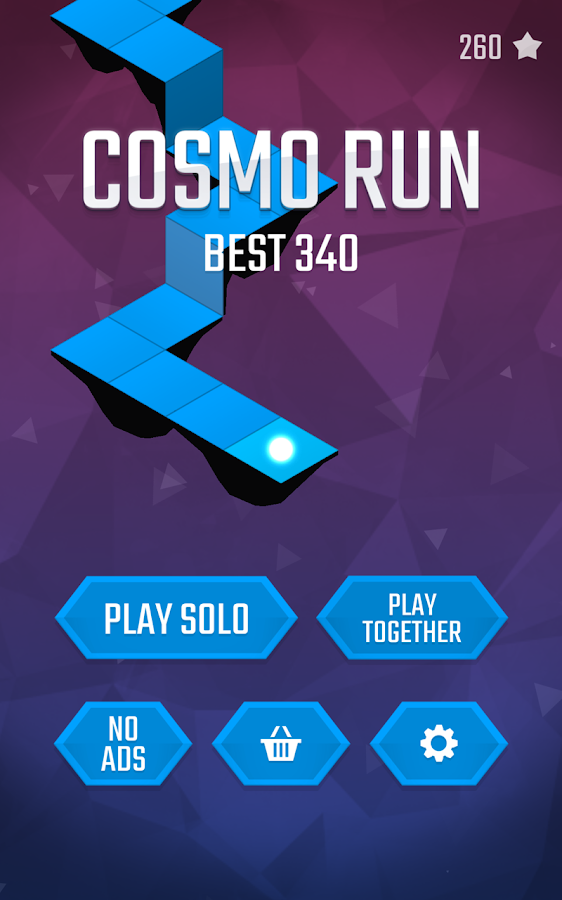Cosmo Run- screenshot