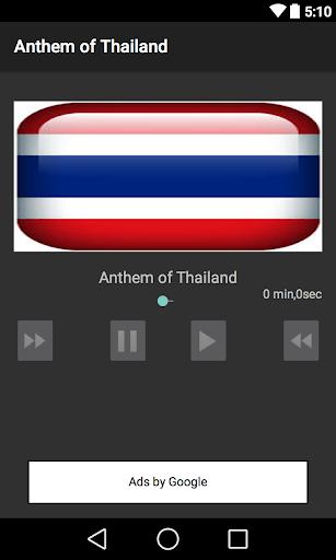 Anthem of Thailand