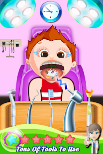 Kids Blood Injection Simulator